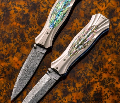 Tighe Folding Daggers